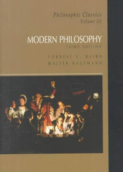 Modern Philosophy Volume 3