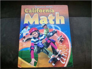 Houghton Mifflin Mathmatics California Level 5