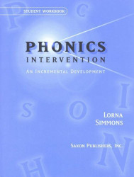 Saxon Phonics Intervention