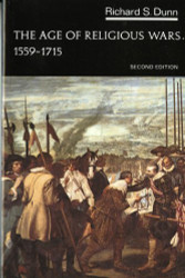 Age Of Religious Wars 1559-1715