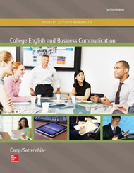 College English And Communication Student Activity Workbook