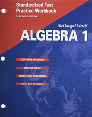 Mcdougal Littell Algebra 1