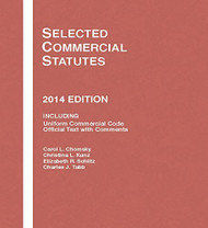 Selected Commercial Statutes