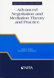 Advanced Negotiation And Mediation Theory And Practice