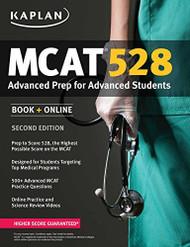 Kaplan Mcat 528