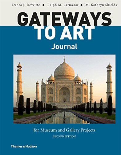 Gateways to Art Journal for Museum and Gallery Projects