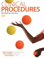 Clinical Procedures For Medical Assisting