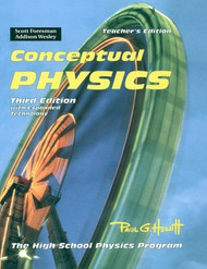Conceptual Physics The High School Physics Program - Teacher's Edition