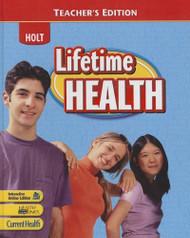Lifetime Health - Teacher's Edition