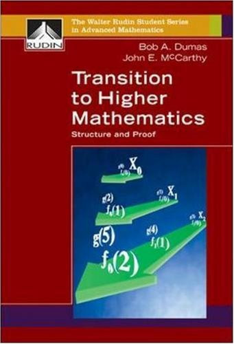 Transition To Higher Mathematics