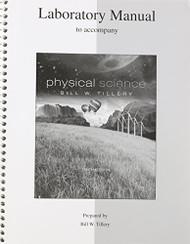 Lab Manual For Physical Science