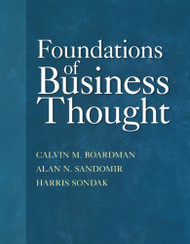 Foundations Of Business Thought