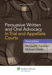 Persuasive Written And Oral Advocacy
