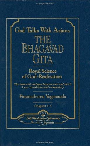 God Talks with Arjuna