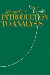 Yet Another Introduction To Analysis