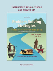 Problem Solving Strategies - Instructor's