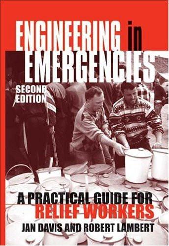 Engineering In Emergencies