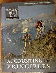 Annotated Accounting Principles - Instructor's