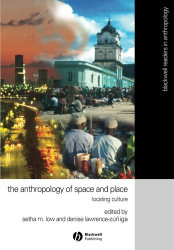 Anthropology Of Space And Place