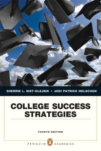 College Success Strategies
