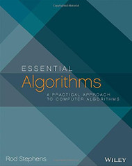Essential Algorithms
