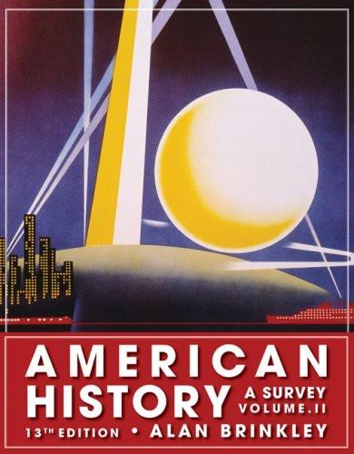 American History Volume 2