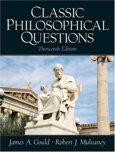 Classic Philosophical Questions