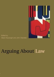 Arguing About Law
