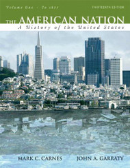 American Nation Volume 1