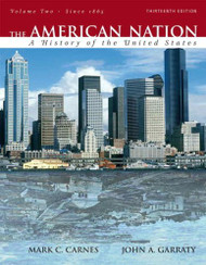 American Nation Volume 2