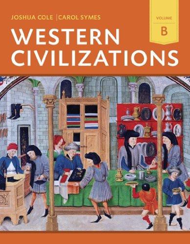 Western Civilizations Volume B
