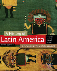 History Of Latin America Volume 1