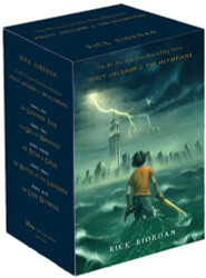 Percy Jackson and the Olympians Boxed Set