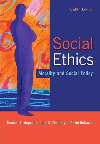 Social Ethics