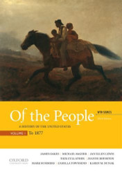 Of the People Volume 1 To 1877