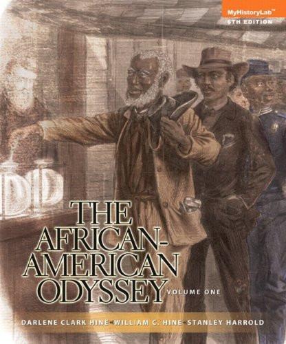 African-American Odyssey Volume 1