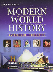 Modern World History Grades 9-12 Patterns of Interaction