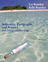 Sentences Paragraphs And Beyond