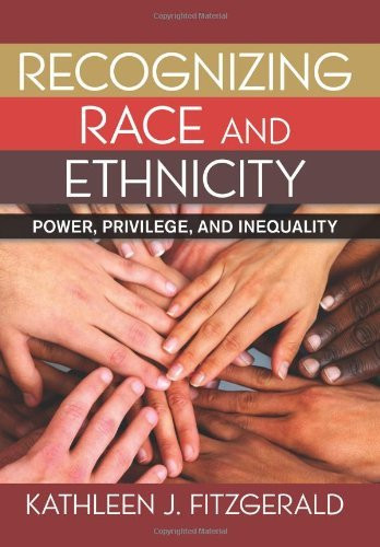 Recognizing Race And Ethnicity