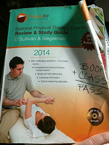 National Physical Therapy Examination