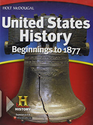 United States History Beginnings To 1877