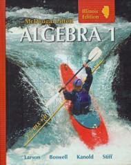 Mcdougal Littell Algebra 1 Grades 9-12