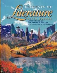 Holt Elements Of Literature Grade 11