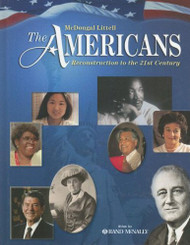 Americans: Reconstruction to the 21st Century