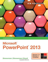 New Perspectives On Microsoft Powerpoint 2013 Comprehensive