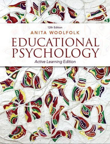Educational Psychology Active Learning Edition