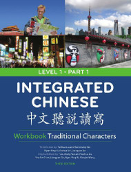 Integrated Chinese Level 1 Part 1 Workbook