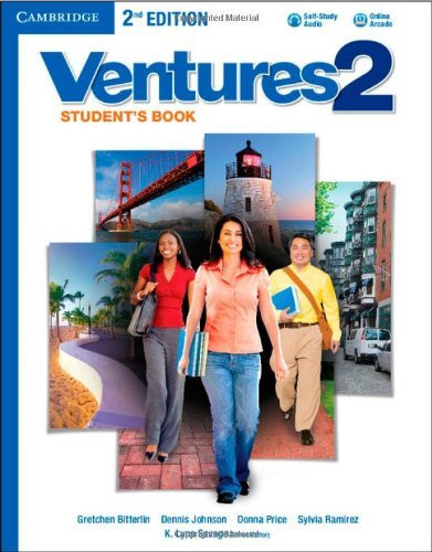 Ventures Level 2 Student's Book With Audio Cd