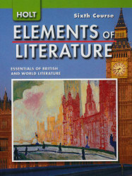 Elements Of Literature Grade 12 Sixth Course