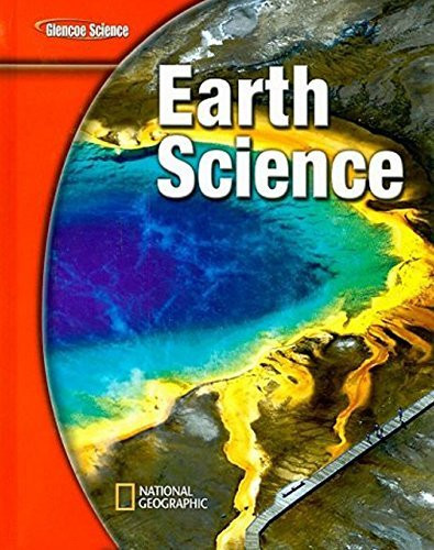 glencoe science earth science by national geographic. Black Bedroom Furniture Sets. Home Design Ideas
